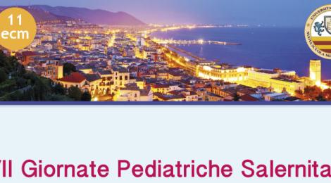 XVII Giornate Pediatriche Salernitane
