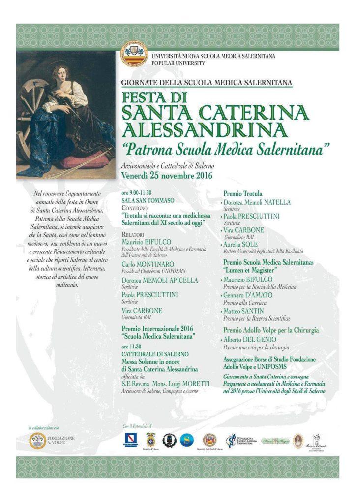 Festa santa caterina alessandrina 2016