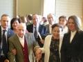 Foto omaggio a Stammler della Nuova Scuola Medica Salernitana