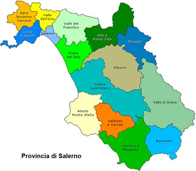 Campania Provincia